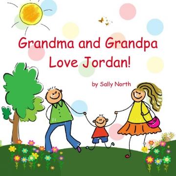 Grandma and Grandpa Love Jordan