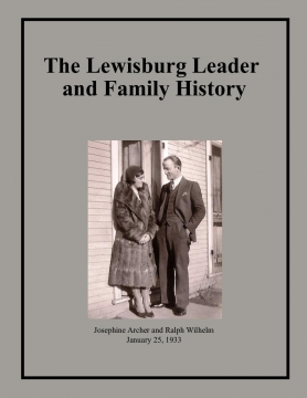The Lewisburg Leader and Family History