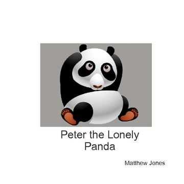 Peter the Lonely Panda