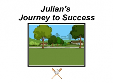 Julian's Journey to Succes