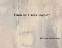 Family Biography