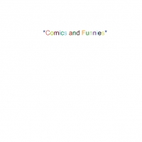 COMICS AND FUNNIES
