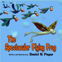 The Spectacular Flying Frog