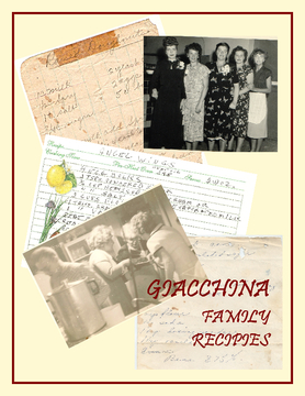 Giacchina Family Recipes