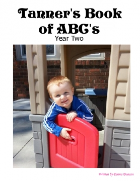 Tanner's Book of ABC's