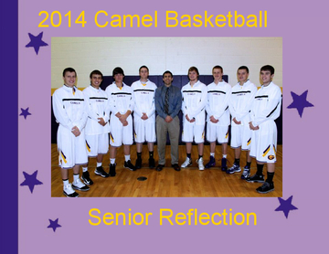 2014 Camel Basketball Senior Reflection