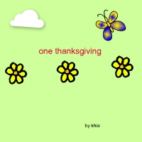 one thanksgiving