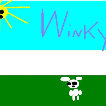 Winky The Rabbit