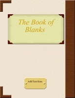 The Book of Blanks