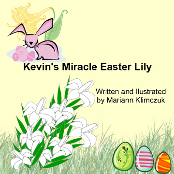 Kevin's Miracle Easter Lily