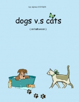 dogs v.s cats