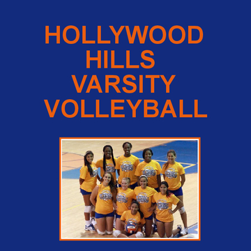 Hollywood Hills Volleyball