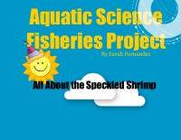Aquatic Science Fisheries Project