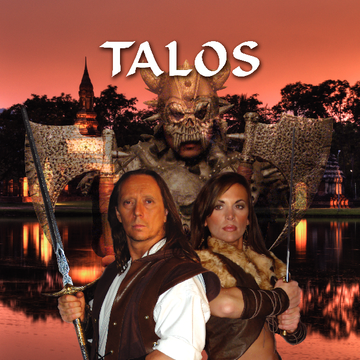 Talos - Softcover Edition