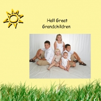 Hall Great Grandchildren