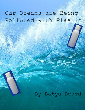 Our Oceans are being Polluted with Plastic