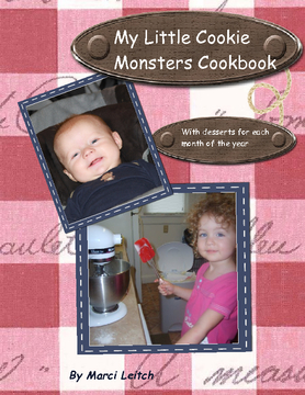My Little Cookie Monsters Cookbook