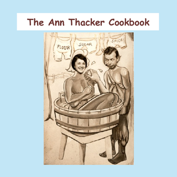 The Ann Thacker Cookbook