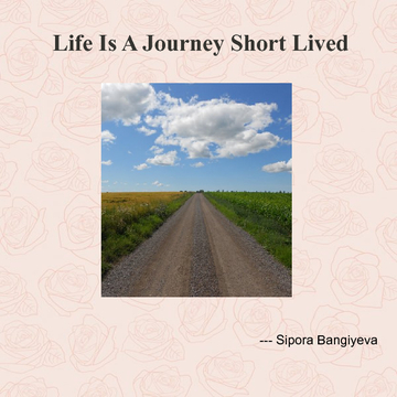 Life Is Just A Journey