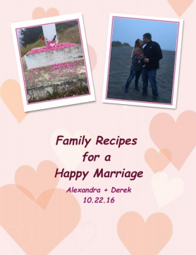 Family Recipes for a Happy Marriage