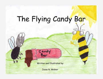 The Flying Candy Bar