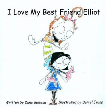 I Love My Best Friend Elliot