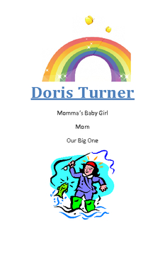 Doris Evelyn Turner