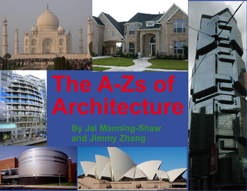 The A-Zs of Architecture