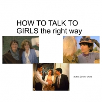 how to talk to girls the right way