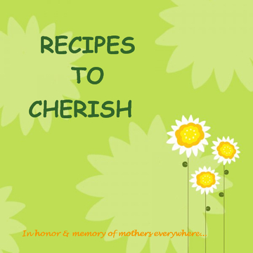 Recipes to Cherish