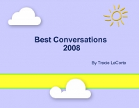 Best Conversations of 2008
