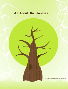 All About The Joneses .  .