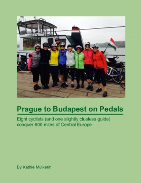 Prague to Budapest on Pedals