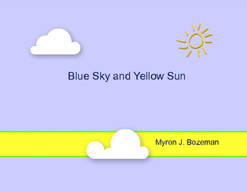 Blue Sky and Yellow Sun