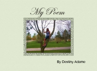 Destiny Adame's Poetry Book