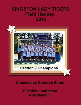 Kingston High School Field Hockey 2012