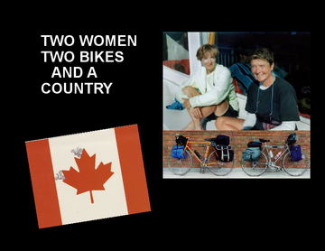 Two bikes, two friends, one country