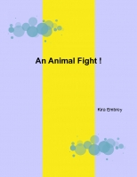 A animal fight!