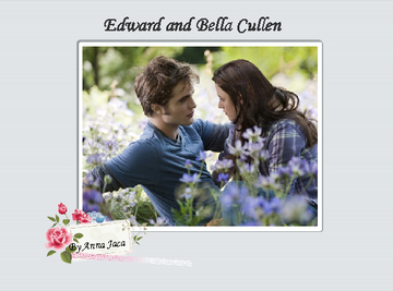 Edward and Bella Cullens