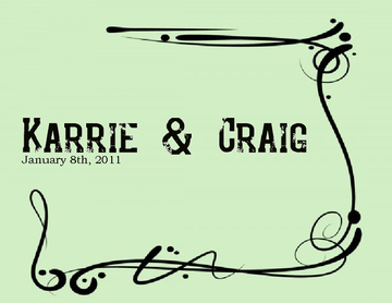 Craig and Karrie