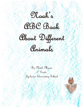 Noah's ABC Book about Different Animals