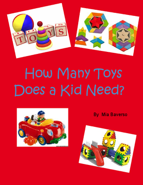 How Many Toys Does a Kid Need?