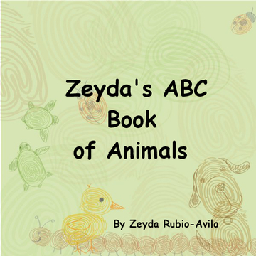 Zeyda's ABC Book of Animals