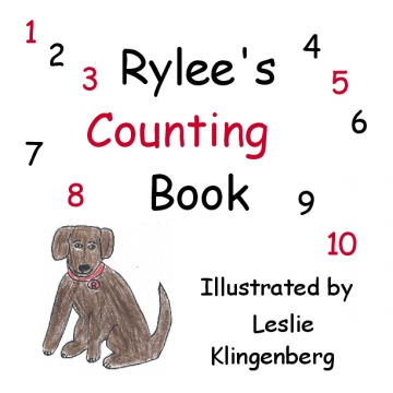 Rylee's Counting Book