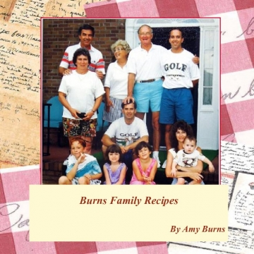 Burns Family Cookbook