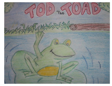 Tod  the Toad