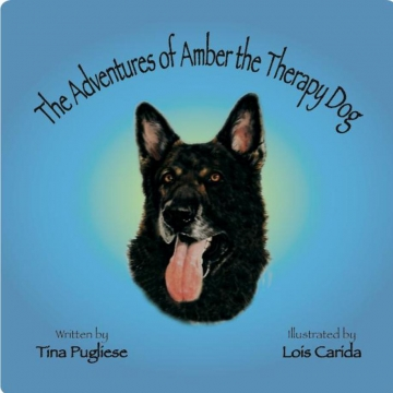 The Adventures of Amber the Therapy Dog
