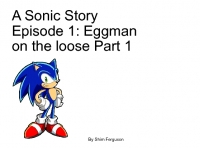 A Sonic Story