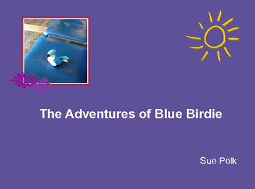 The Adventures of Blue Birdie