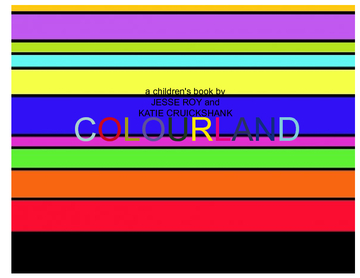 Colourland (Edited Version)